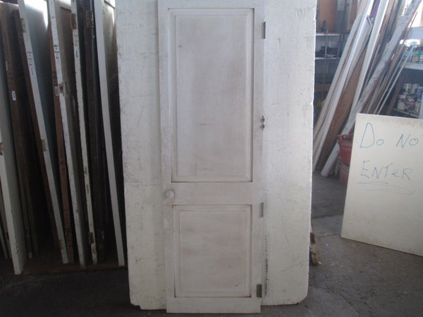 2 Panel Internal Paint Finished Door 1950H  x 615W x 30D