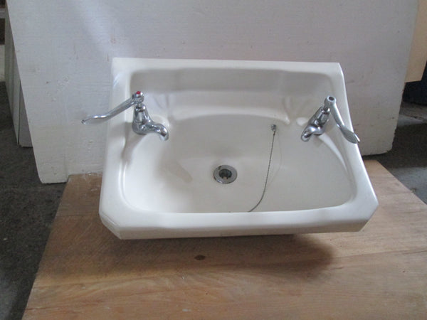 Vintage Basin with Swing Taps 560W x 416D x 274H