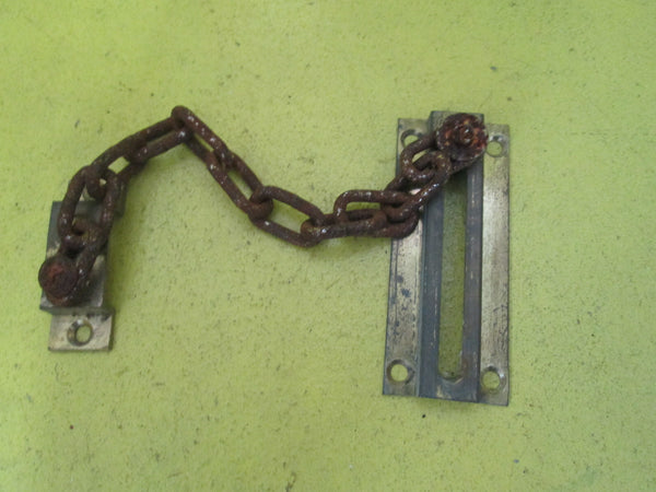 Fake Brass Security Chain Lock