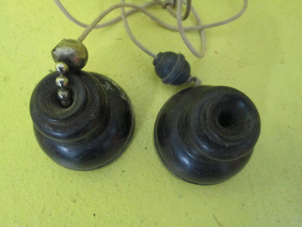 Bakelite Covers for Pendant Light Pull 50D x 55H