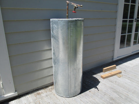 180Ltr Hot Water Cylinder 1225H x 510W