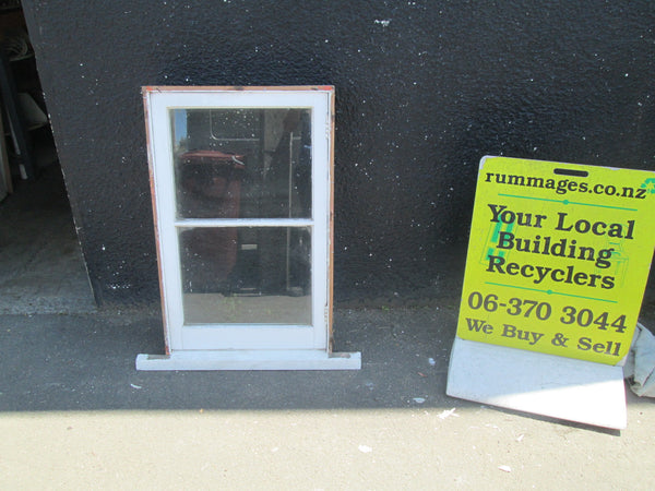 2 Lite Single Casement Window 1045H x 645W x 140D