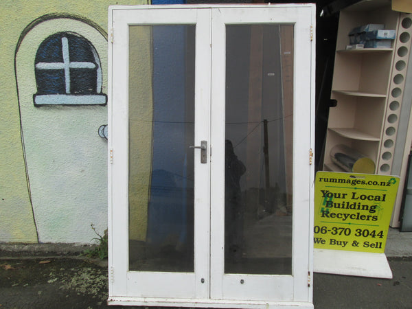 1 Lite French Doors 2030H x 1400W