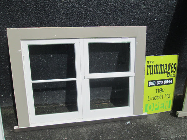 2 Lite Casement Window 1020H x 1310W