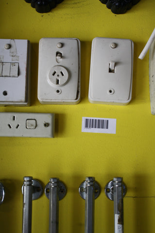 Assorted Light Switches & Plugs