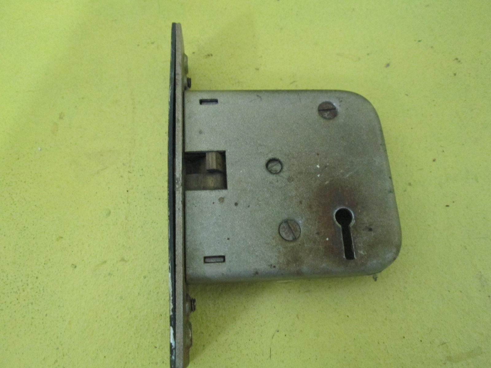 Parkes Willenhall England Union 3 Lever Key Mortice Lock