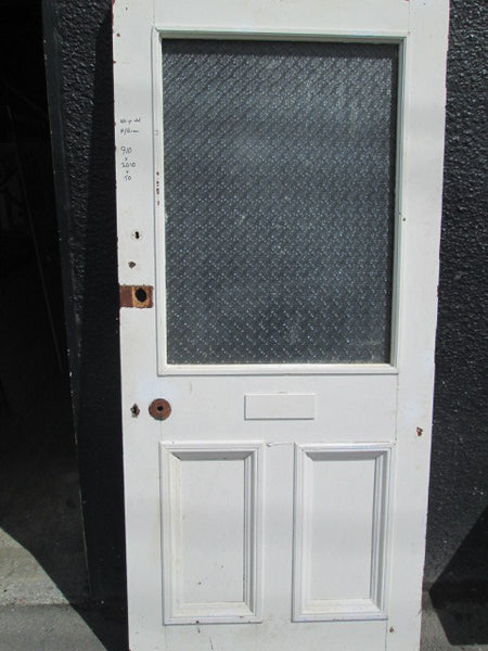 100 Year Old  Heart Rimu Statesman Door(2010H x 910W)