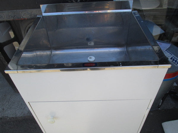 Laundry Tub with Cupboard