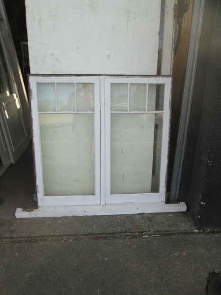 8 Lite Bungalow/Colonial Casement Window 1300H x 1320W x 120D