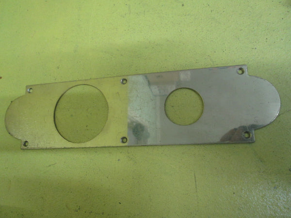 Solid Brass Door Plate 300L x 75W