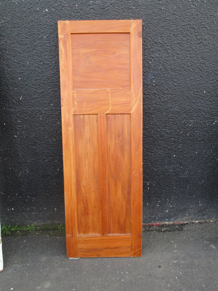 3 Panel Craftsman Hallway Cupboard Door 1830H x 610W  35D