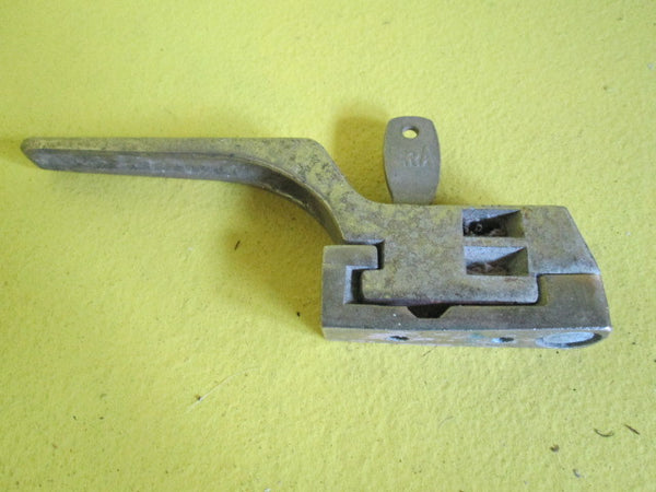 Aluminum Catches with Key(140L x 30H)
