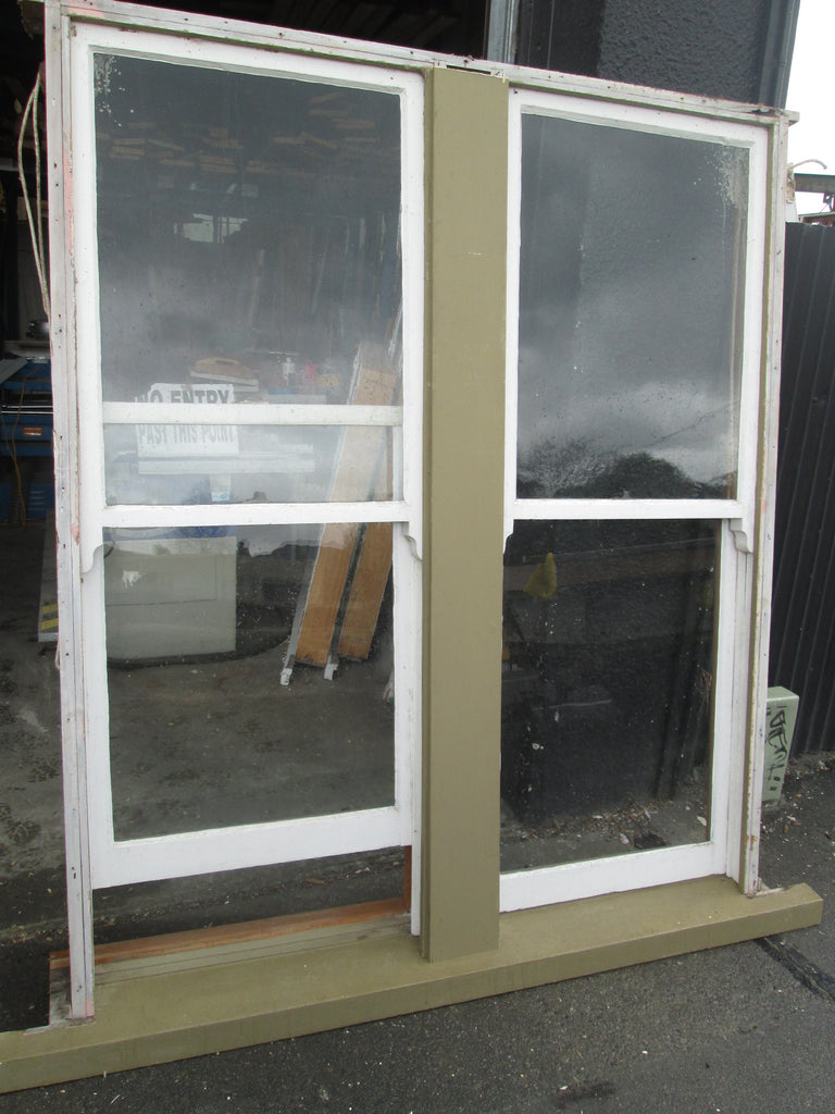 Double Double Hung Windows 2120H x 1770W x 175D