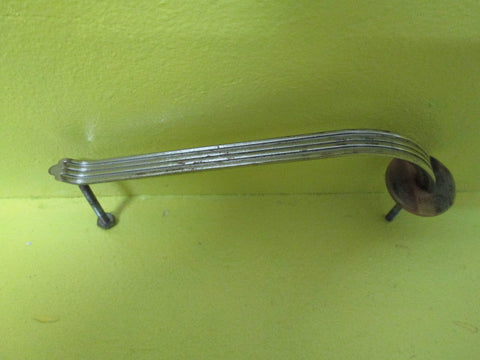 Art Deco Bakerlite Disc and Wave Pull Handle