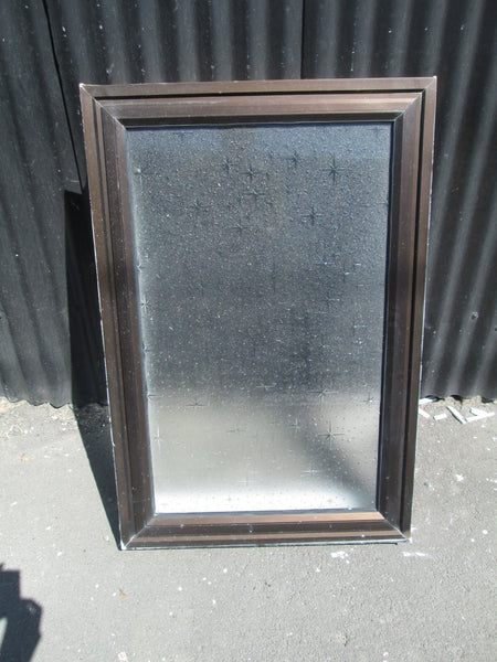 1 Lite Brown Aluminum Opening Window 960H x 630W