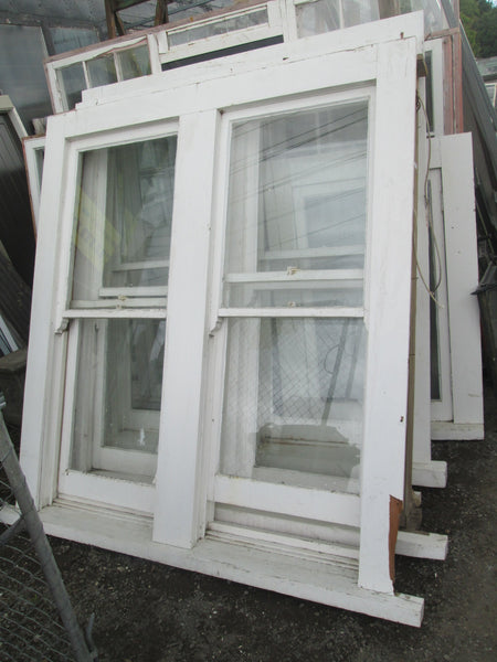 Double Double Hung Window 1920H x 1640W x 140D
