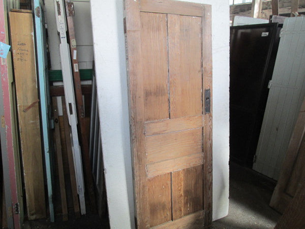 Craftsman 3 Panel Door(1950H x 750W)