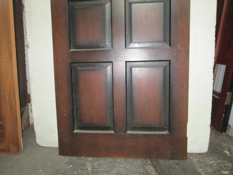 Entrance Door with 3 Arch windows