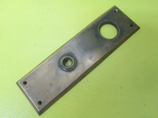 Antique Heavy Brass Door Plate(230L x 70W)
