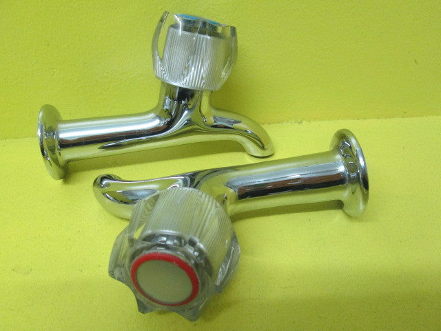 Kitchen Wall Mounted Acrylic Top Taps