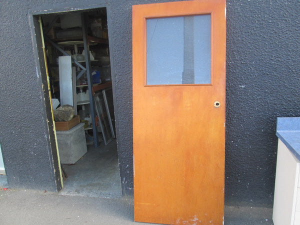 1 Lite Hollow Core Door(1980H x 810W)