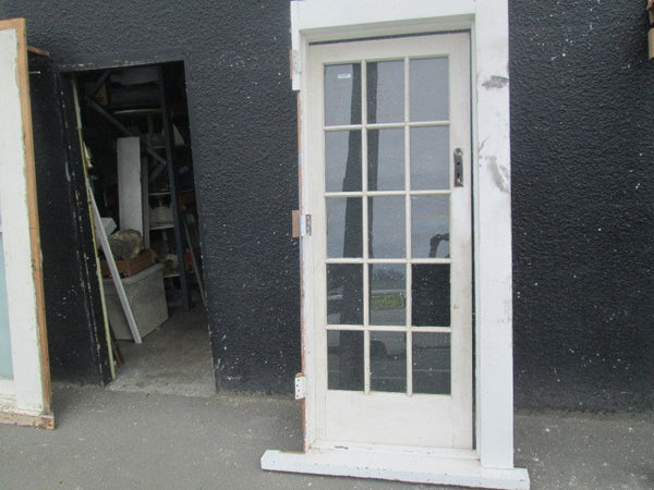 15 Lite Colonial Interior Door with Frame(2)(Door 2030H x 810W)