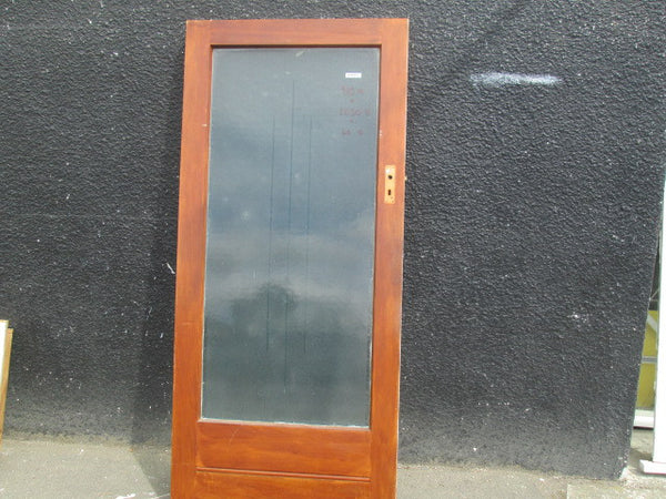 1 Lite Opaque Rimu Door (2030H x 910W)