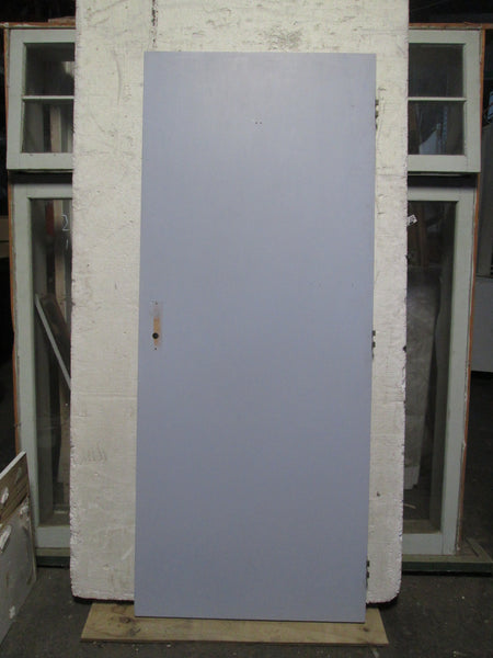Grey Solid Core Door 1980H x 810W x 35D