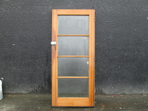 4 Lite Rimu External Door(1980H x 860W)