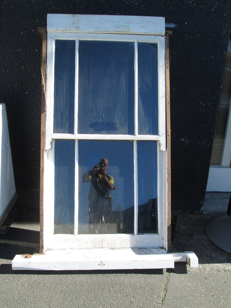 Early Villa Double Hung Window with Hardware 1825H x 1000W