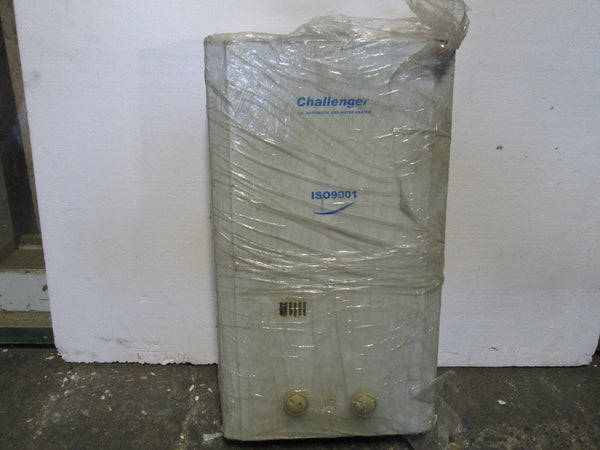 Challenger 12L Automatic Gas Water Heater ISO9001 61.5H x 36W x 19D