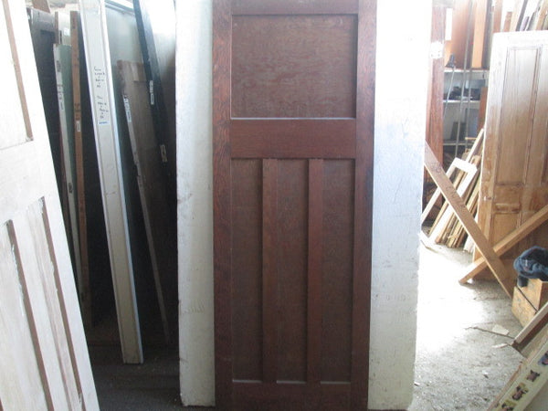 Craftsman Internal Door(2030H x 760W x 30D)
