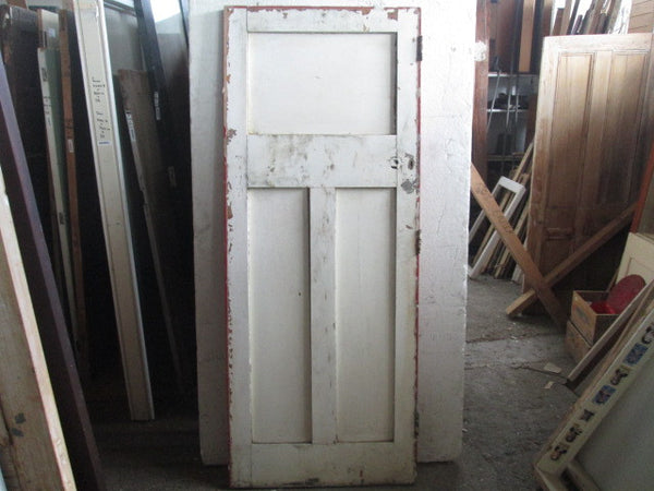 Craftsman 3 Panel Door(2000H x 810)