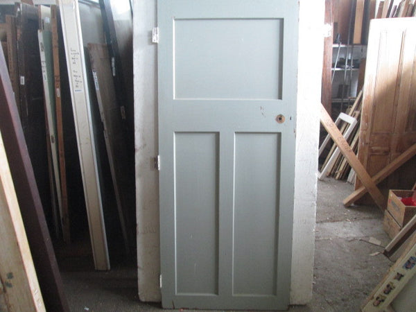 Craftsman 3 Panel Interior Door(2080H x 860W x 45D)