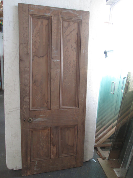 Paint Finish Internal Villa Door 1980H x 810W x 45D