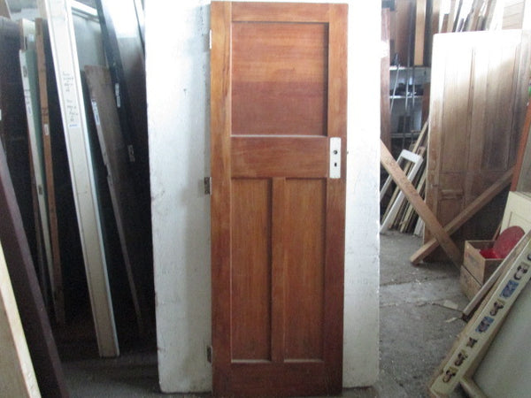 3 Panel Interior Craftsman Door(2030H x 680W)