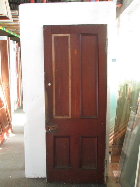 4 Panel Interior Statesman Door with some mouldings 1965H x 760W x 35D