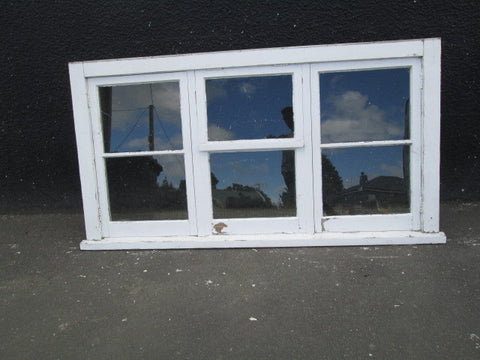 6 Lite with 2 Casement Opening Window & Opening Fanlite.(1040H x 1930W)