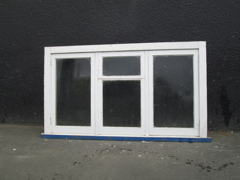 Triple Casement window with 3 Opening Sashes