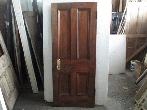 Internal Statesman Door with Hardware 1820H x 750W x 45D