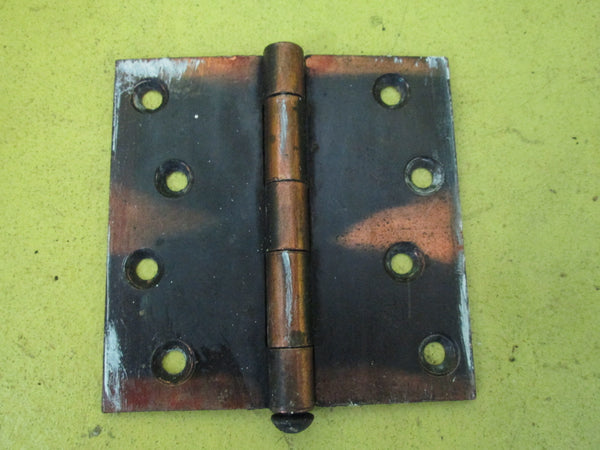 Antique Copper Broad Butt Hinge(French Door Hinge) 102L x 56-102W