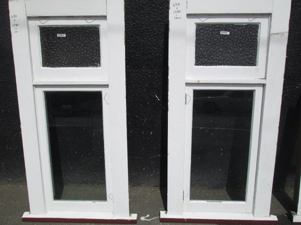 Bungalow single Opening Fanlite and Casement Window