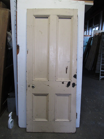 4 Panel Villa Statesman Door 2060H x 830W