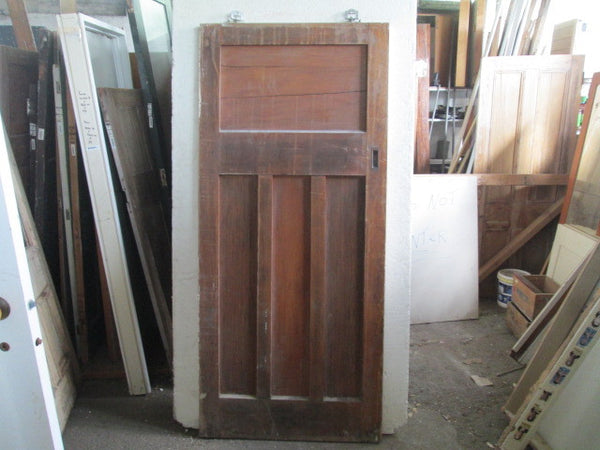 Internal Craftsman Door(2030H x 910W x 45D)
