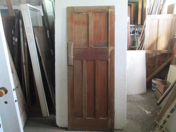 Internal Craftsman Door(5 Panel)(2030H x 770W x 35D)