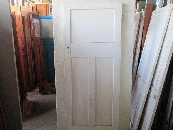 Internal 3 Panel Craftsman Door(2010H x 820W x 45D)