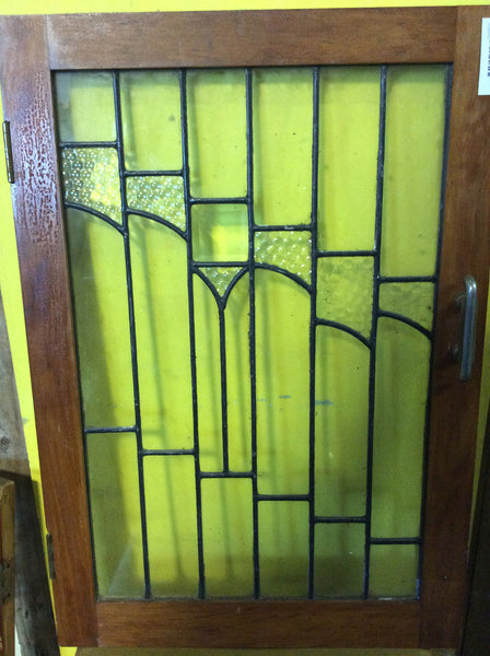 Art Deco 1920's Cupboard Door(640H x 440W)