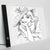 USB Powered Ultra-thin A4 LED Drawing Board Pad