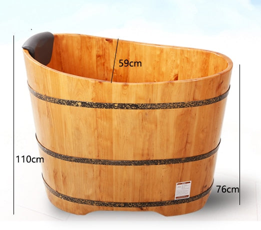 High Quality Bathtub Cask Adult Barrel Bath Tub
