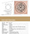 Rose Gold  Bathroom Shower Floor Drain 100x100mm